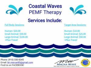 Coastal Waves PEMF Therapy