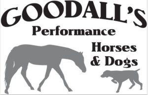 Goodalls Performance Horses and Dogs