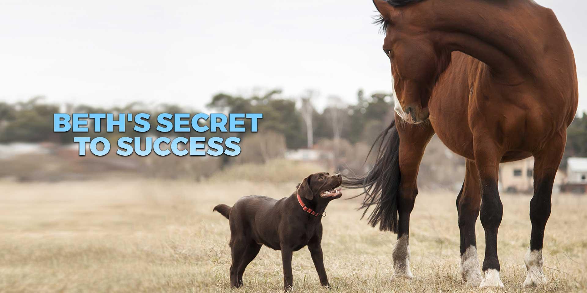 Beth's Secret to Success
