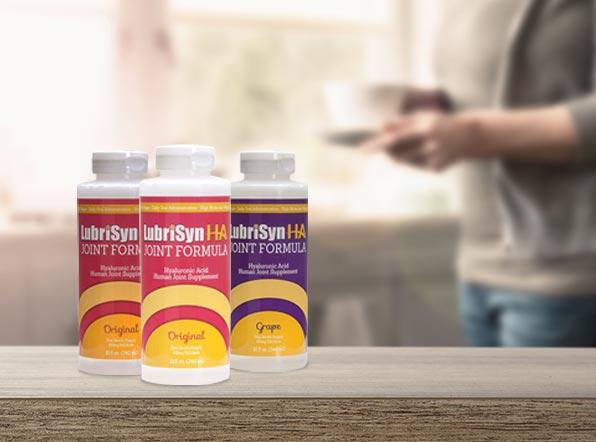 LubriSynHA Supplement of the Week Wellness Webinar