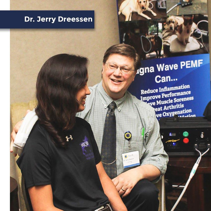 Dr. Jerry Dreessen