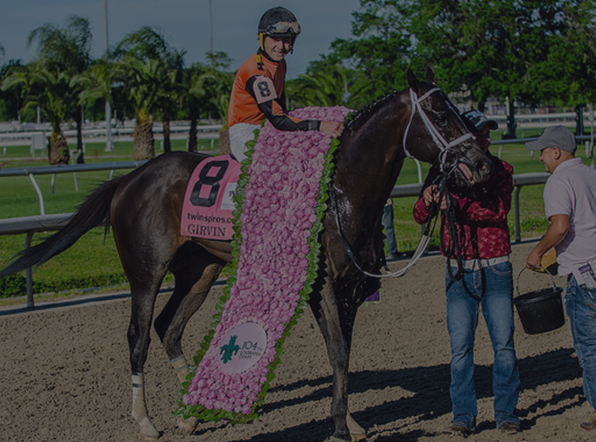 Louisiana Derby Winner Girvin Gets Magnawaved Live on ESPN