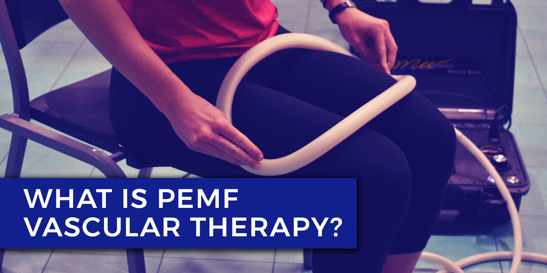 What is PEMF Vascular Therapy?