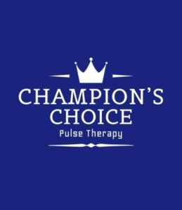 Champion's Choice Pulse Therapy