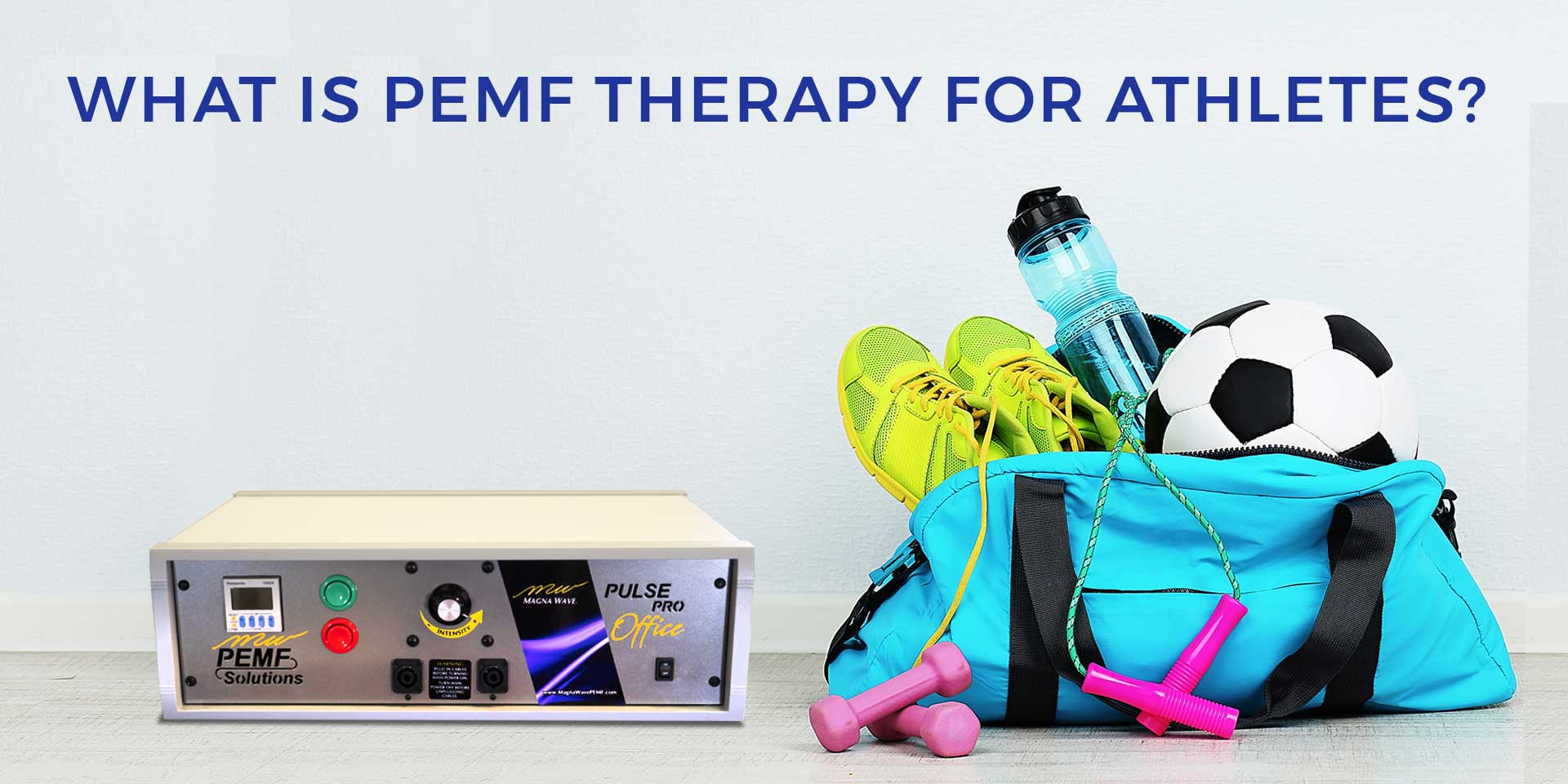 What is PEMF Therapy for Athletes