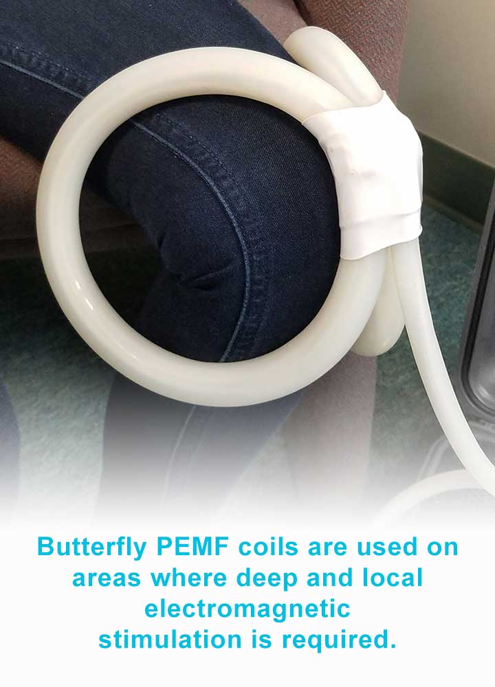 PEMF Coils used for centuries Magna Wave PEMF