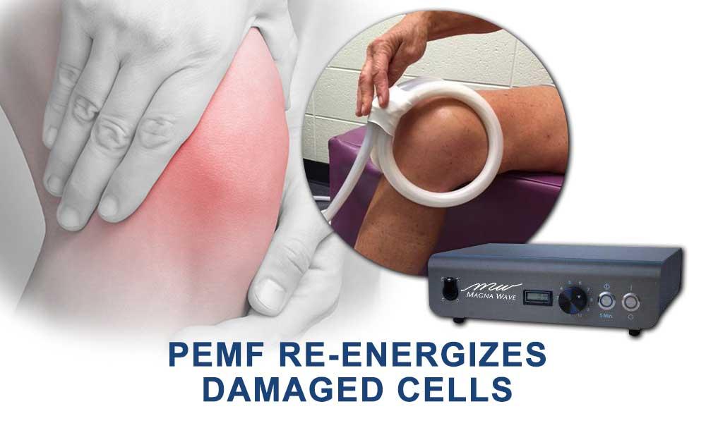 PEMF Re-energizes damaged cells as the Best Rheumatoid Arthritis Treatment