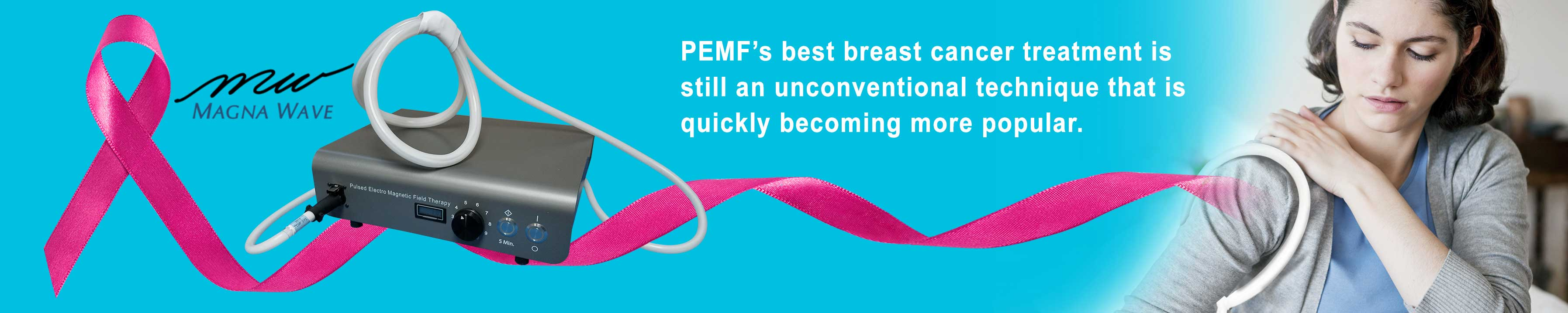 PEMF's best breast cancer treatment is still an unconventional technique that is quickly becoming more popular.
