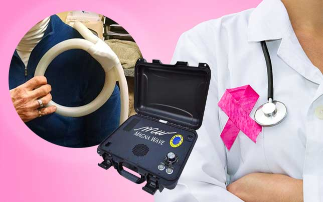 Magna Wave PEMF Devices for Best Breast Cancer Treatment