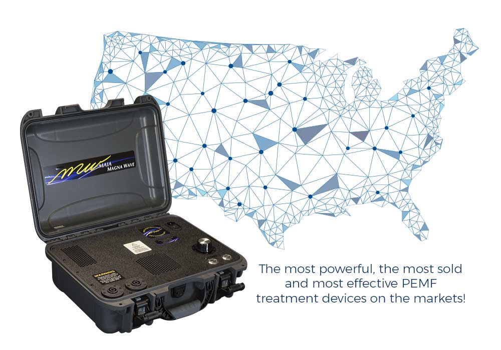 PEMF Treatment - The most powerful, the most sold and most effective PEMF treatment devices on the markets!