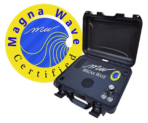 Certified Magna Wave PEMF Treatment Machine - Pulsed Magnetic Therapy Machine