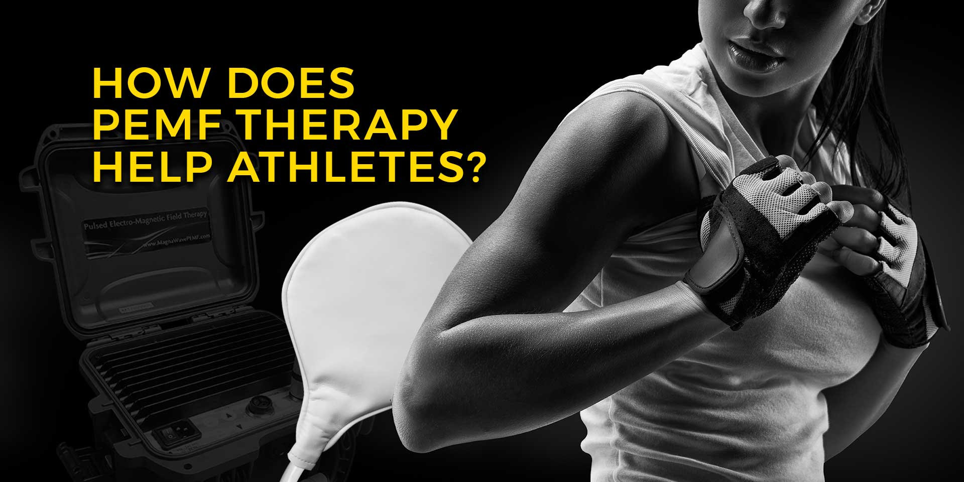 How Does PEMF Therapy Help Athletes?
