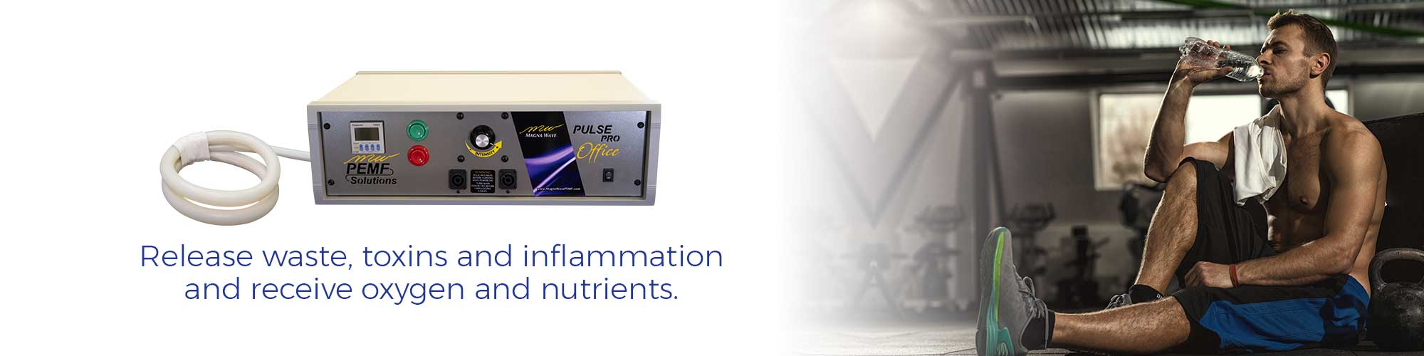 Release waste, toxins and inflammation and receive oxygen and nutrients.