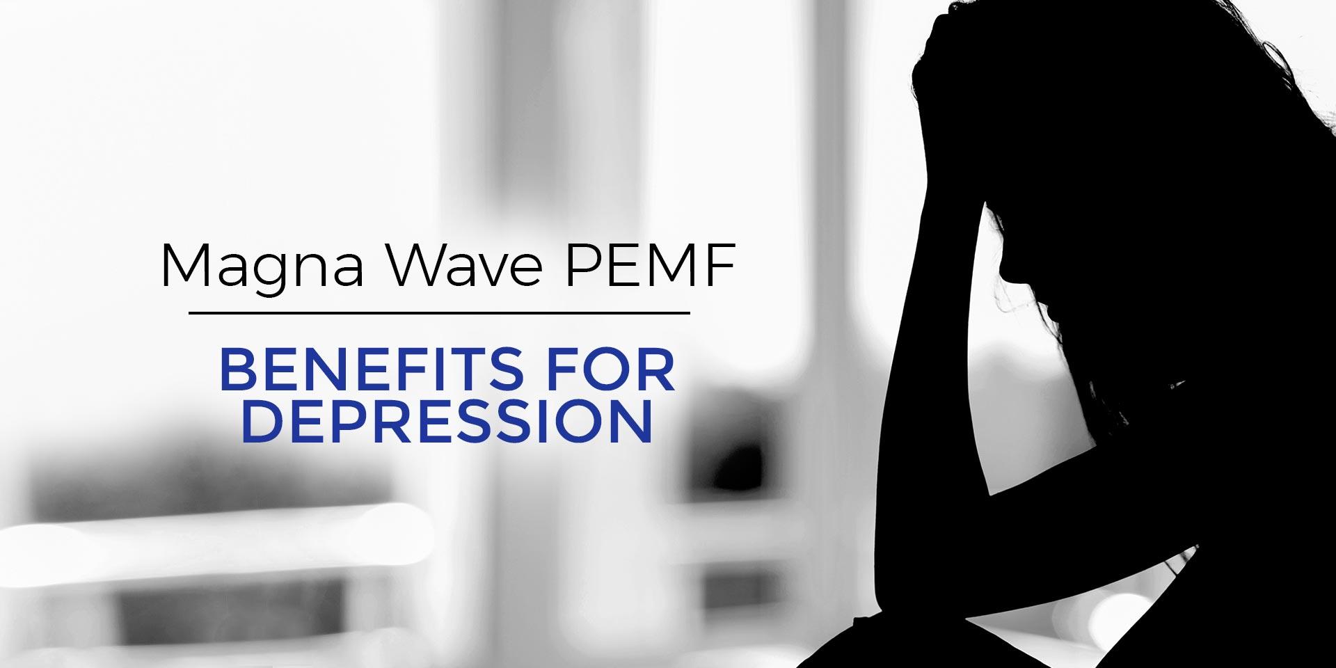 Magna Wave PEMF Benefits for Depression