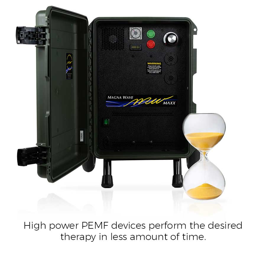 Magna Wave PEMF - Devices for Sale High Powered PEMF Less Time