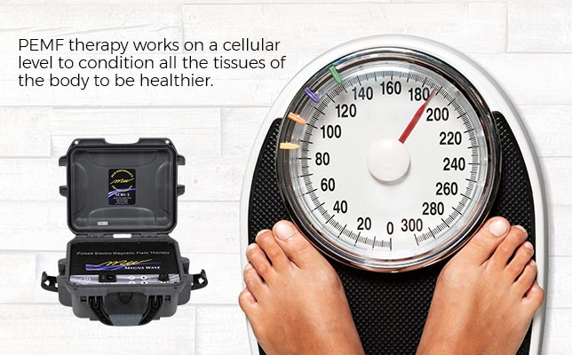 pemf therapy works on a cellular level to condition all the tissues of the body to be healthier.