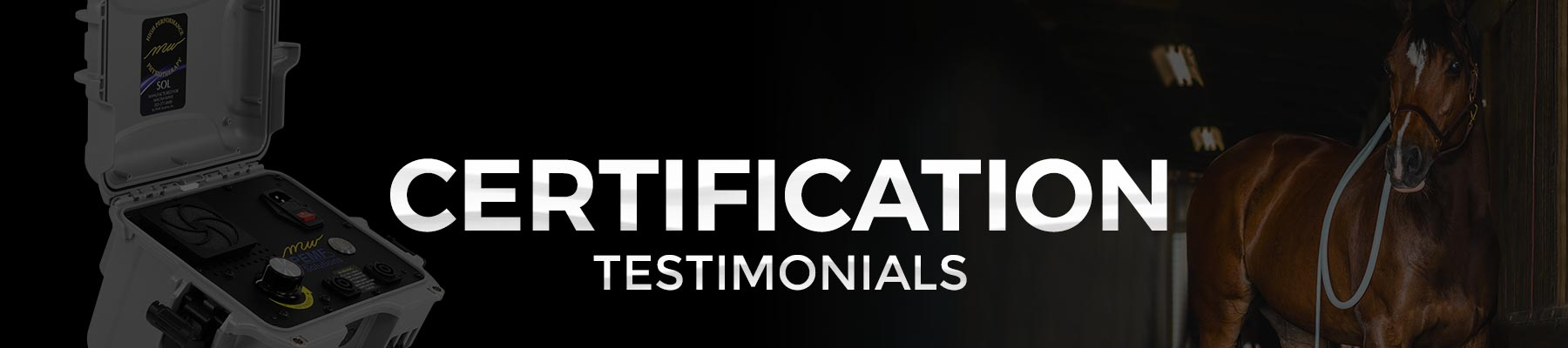 Magna Wave Certification Testimonials