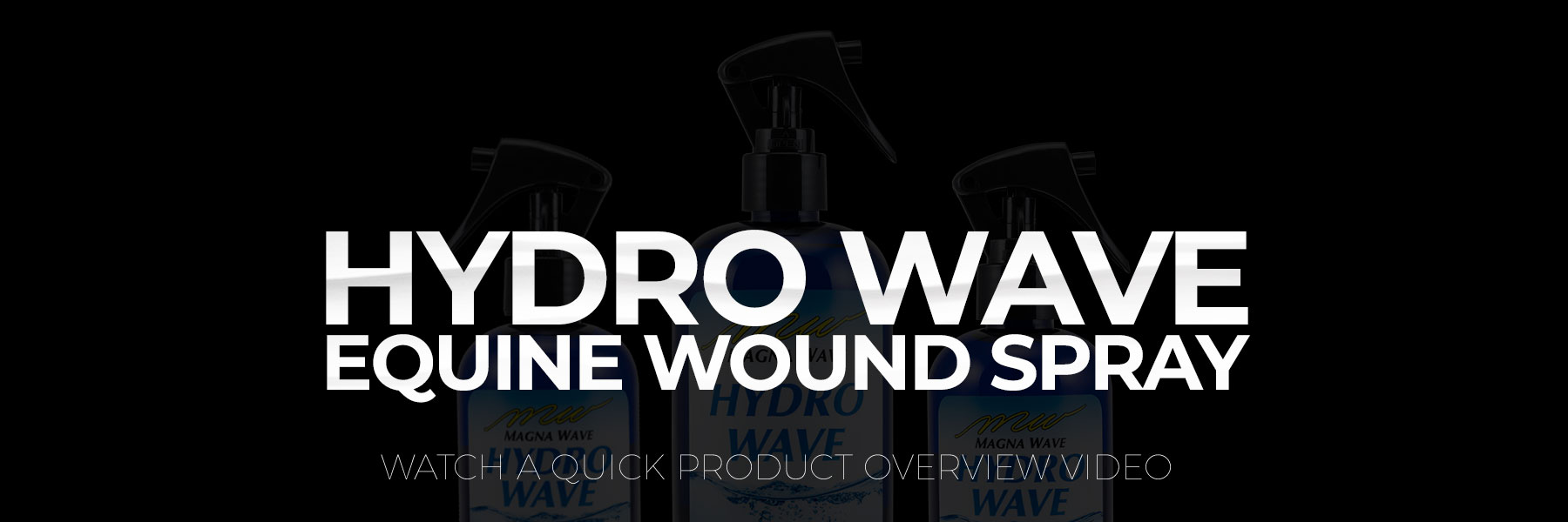 Hydro Wave Equine Wound Spray