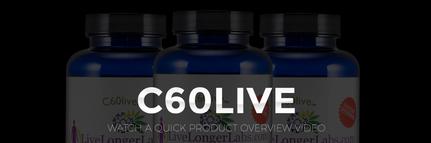 C60Live Watch a Quick Product Overview Video - C60Live Capsules