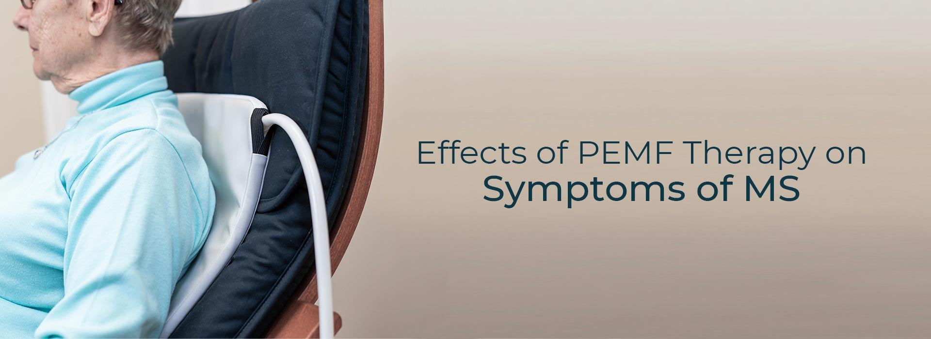 Effects of PEMF Therapy on Symptoms of MS