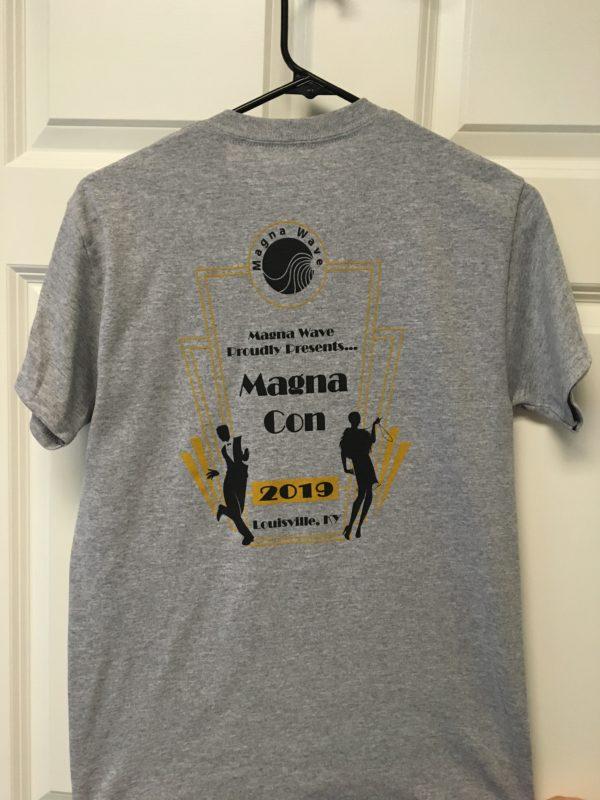 magnacon 2019 tshirt